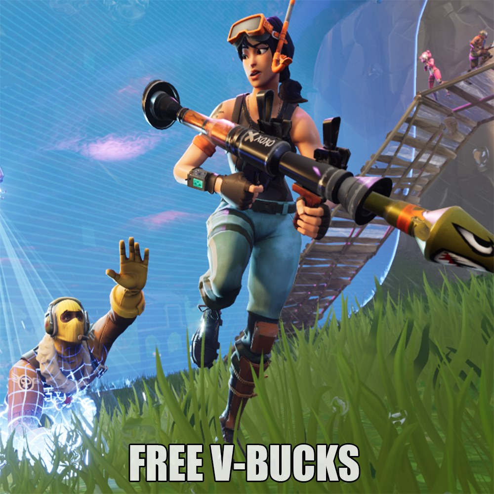 How To Get Free V Bucks 2019 Xbox One Fortnite Free To Play Ps4